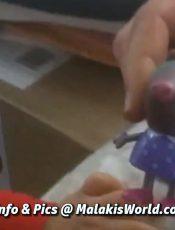 Molly Mole Peppas Car Surprise figure