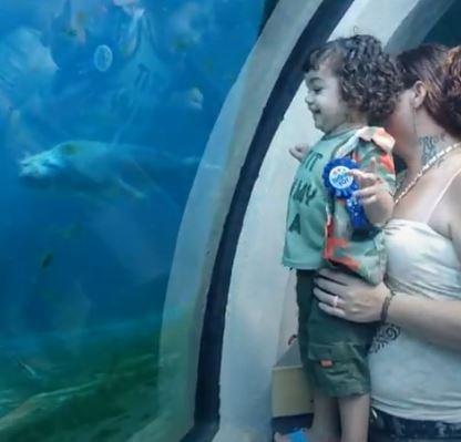 Pittsburgh Zoo & PPG Aquarium for Ma'la'ki's 2nd Birthday!